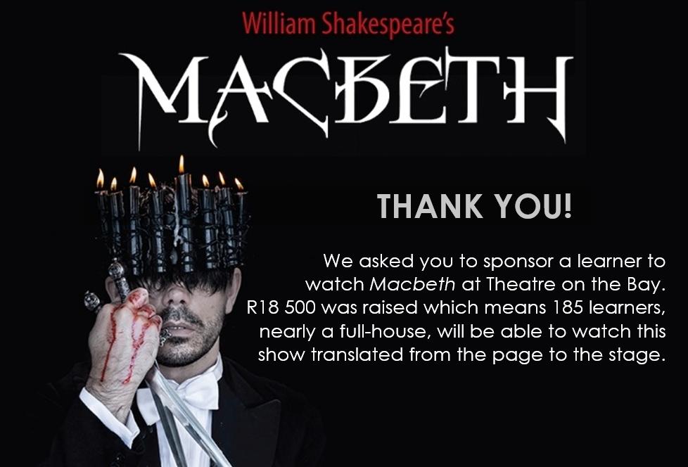 MACBETH THANK YOU 2