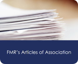 FMR Articles of Assoc
