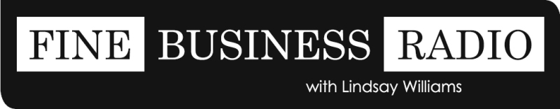 Fine Business Radio Logo