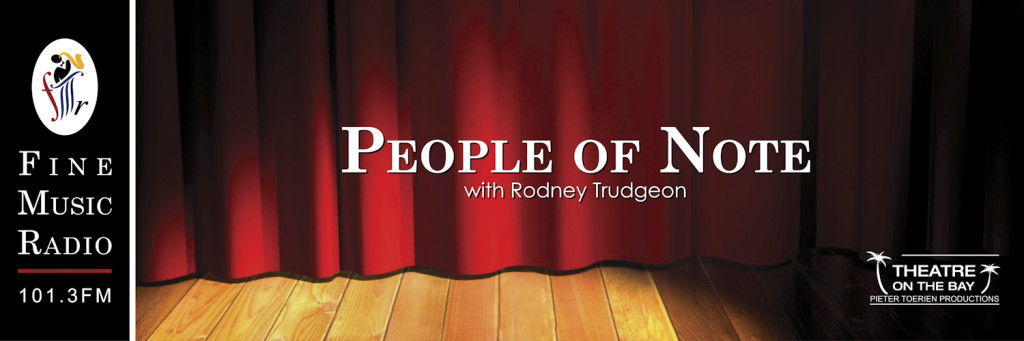 Peopl of Note Channel Cover Artwork