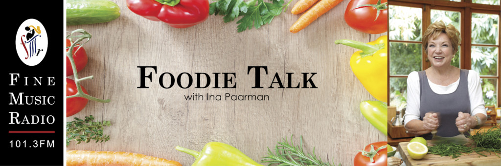 Foodie Talk Channel Cover Artwork