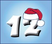 12 Days to Xmas Countdown 1