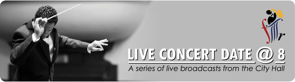 February Opus - Live Concert Date at 8