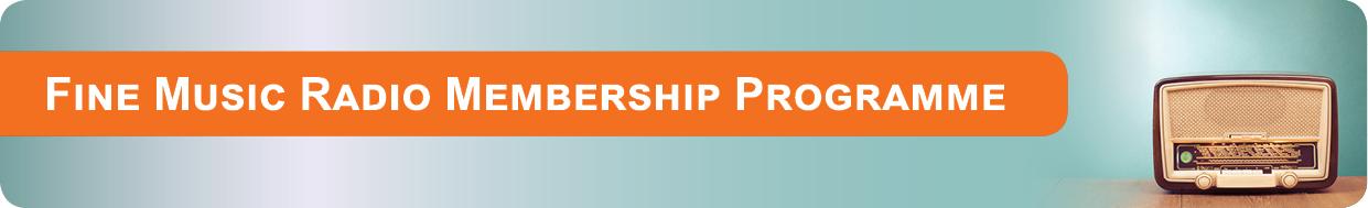 Membership Drive Page Header