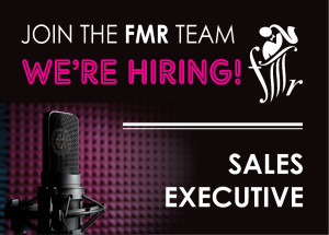 FMR Sales Executive Vacancy - Feb 2018 FACEBOOK