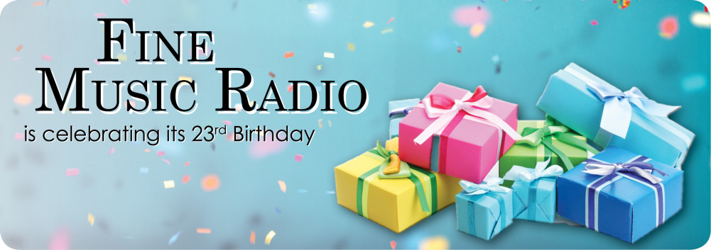 23 Birthday Website Header Artwork